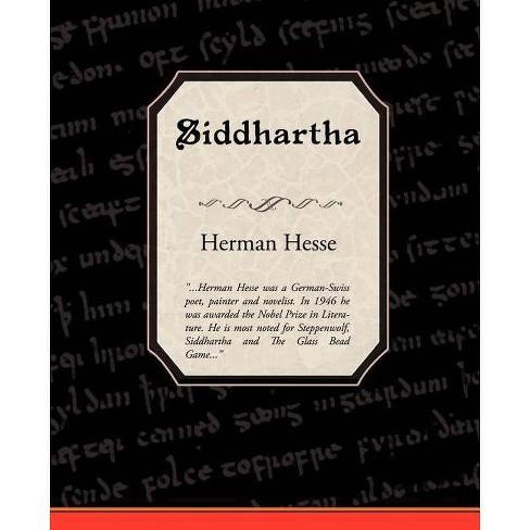Siddhartha - by  Herman Hesse (Paperback) - image 1 of 1