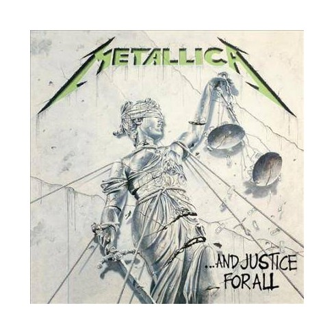 Metallica - And Justice for All (CD) - image 1 of 1