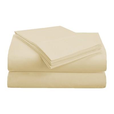 Wrinkle-Resistant Microfiber Deep Pocket Sheet Set - Blue Nile Mills