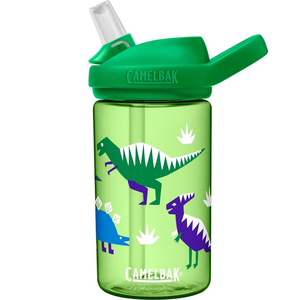 Camelbak Eddy 14oz Kids 39 Tritan Renew Water Bottle Hip Dinos
