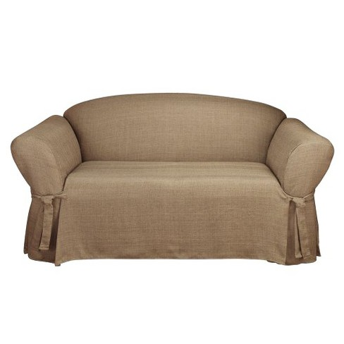 Mason Sofa Slipcover - Sure Fit - image 1 of 2
