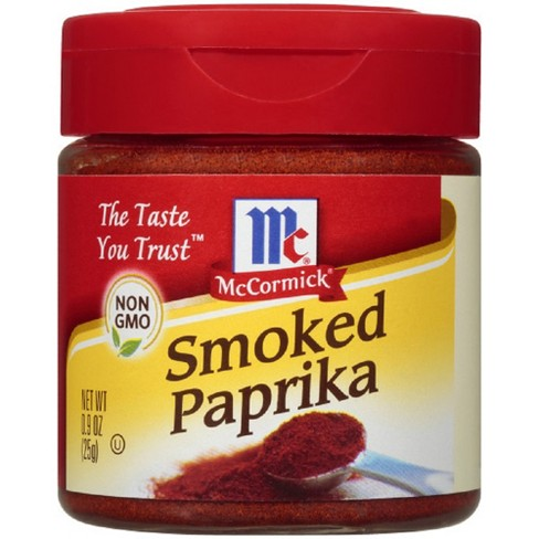 McCormick Smoked Paprika - 0.9 oz - image 1 of 4
