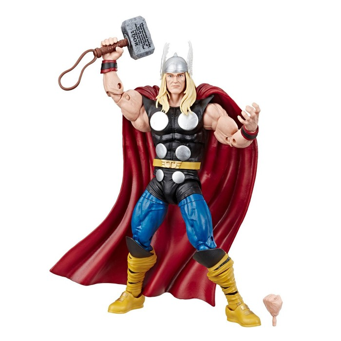 Marvel Legends Series 80th Anniversary Thor Action Figure - image 1 of 7