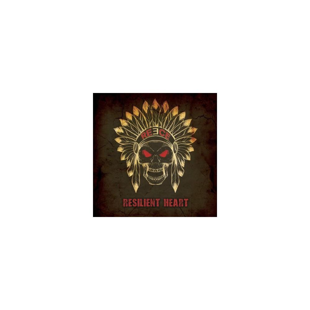 Reece - Resilient Heart (CD)