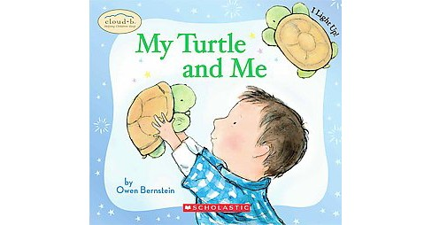 My Turtle and Me (Hardcover) (Owen Bernstein) - image 1 of 1