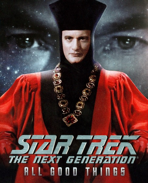 Star trek:Next generation all good th (Blu-ray) - image 1 of 1
