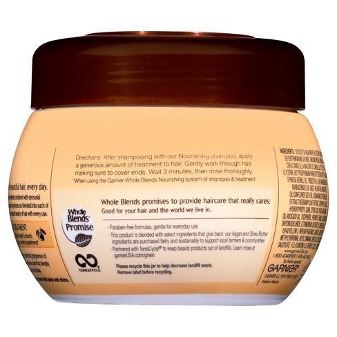Garnier Whole Blends Avocado Oil Shea Butter Extracts Nourishing