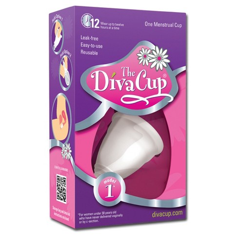 The divacup menstrual cup 1ct model 1 target - A diva cup ...