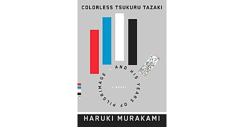 Colorless Tsukuru Tazaki and His Years of Pilgrimage (International) (Paperback) (Haruki Murakami) - image 1 of 1