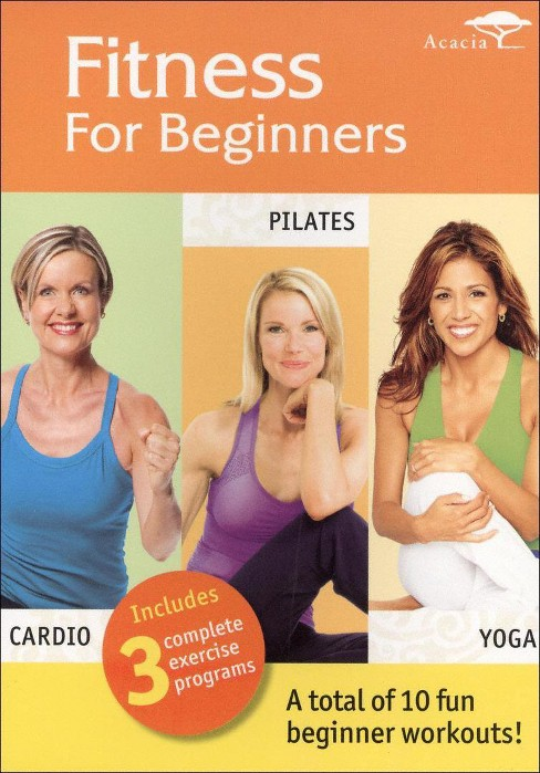 Fitness for beginners (DVD) - image 1 of 1