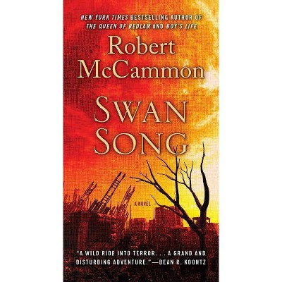 Swan Song - by  Robert McCammon (Paperback)