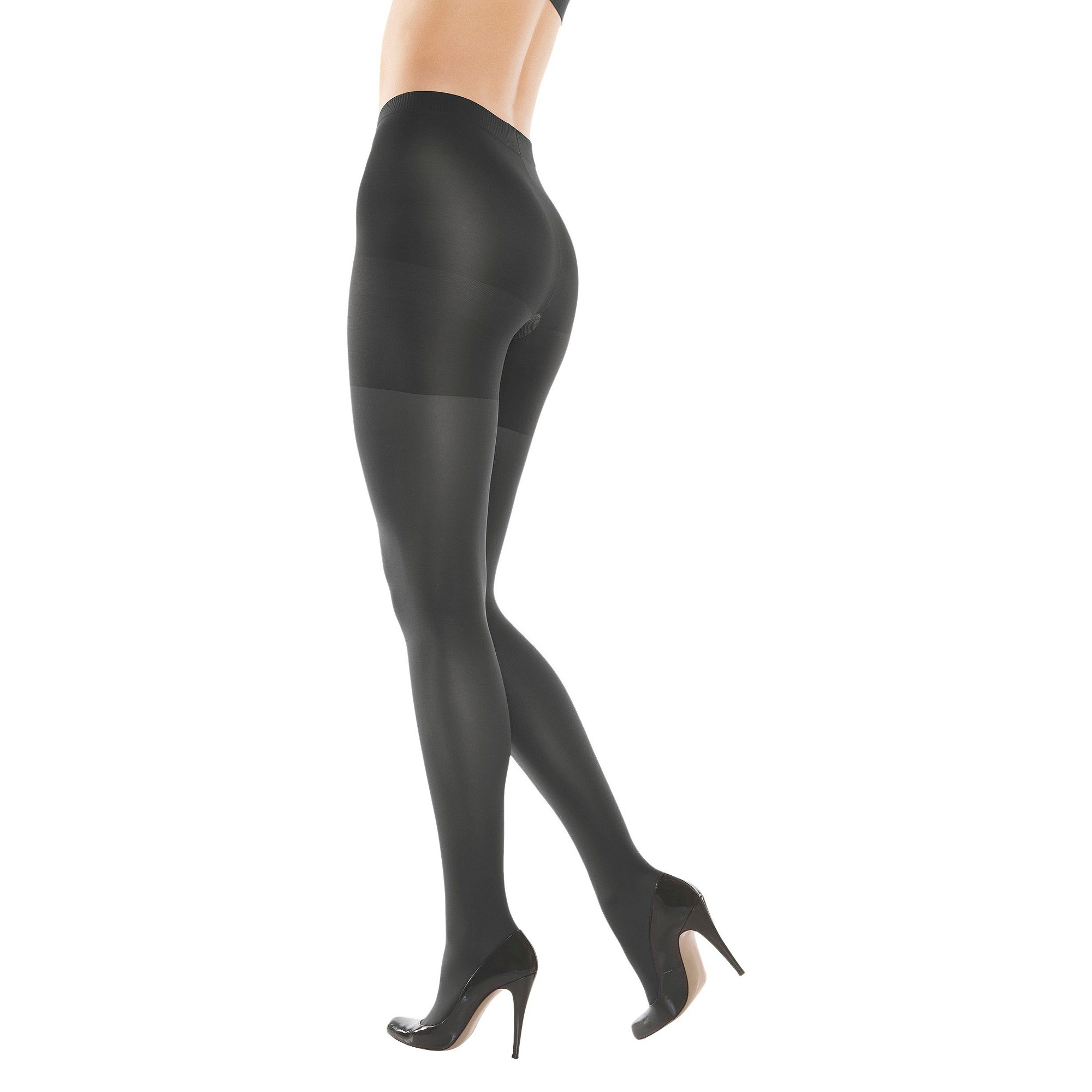 Assets By Spanx Women's Original Shaping Tights - Black 1