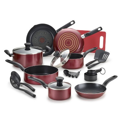 T-fal Simply Cook Prep and Cook Nonstick 17pc Set
