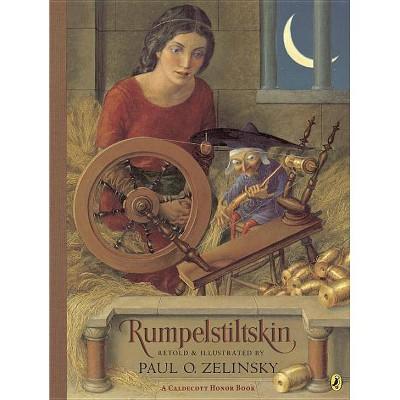Rumpelstiltskin - by  Brothers Grimm (Paperback)