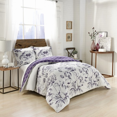 Marble Hill Jasmeen Reversible Comforter & Sham Set - image 1 of 3