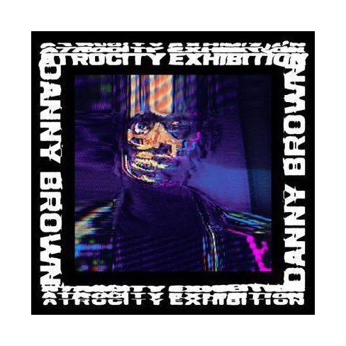Danny Brown - Atrocity Exhibition (Vinyl) - image 1 of 1