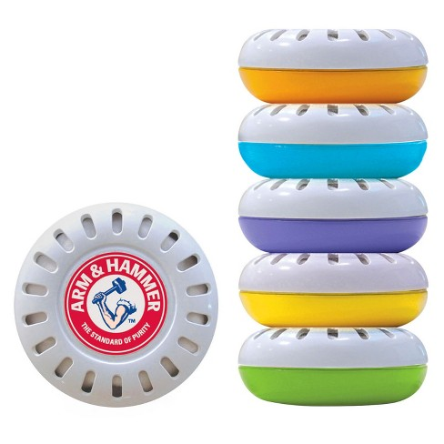 Munchkin Arm & Hammer Nursery Fresheners - 5pk - image 1 of 3