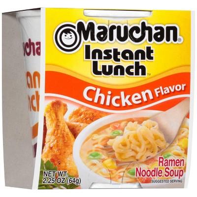Maruchan Ramen Noodle Soup Mix with Chicken Flavor - 2.25oz