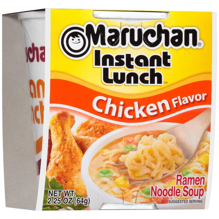 Maruchan® Ramen Noodle Soup Mix with Chicken Flavor - 2.25oz - image 1 of 3