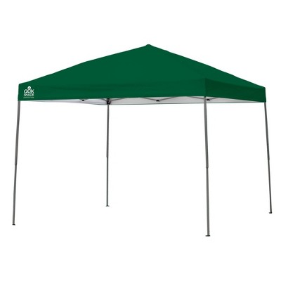 Quik Shade Expedition 100 Instant Canopy - Green