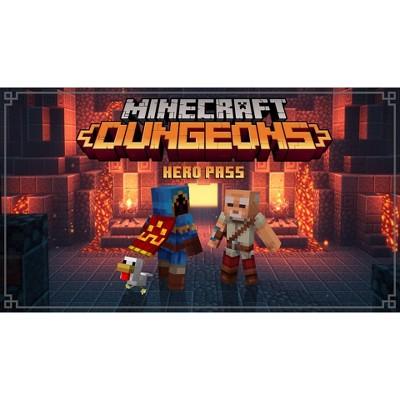 Minecraft Dungeons Hero Pass - Nintendo Switch (Digital)