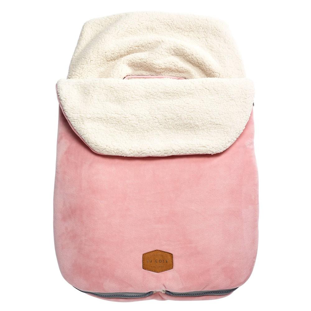 Image of JJ Cole Original Bundle Me Car Seat Accessory - Blush Pink