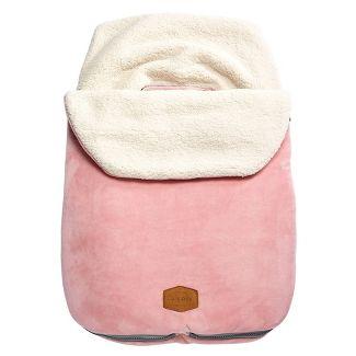 JJ Cole Original Bundle Me Car Seat Accessory - Blush Pink