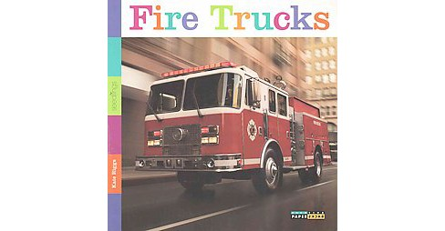 Fire Trucks (Paperback) (Kate Riggs) - image 1 of 1
