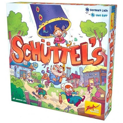 Schuttel's Board Game - image 1 of 1