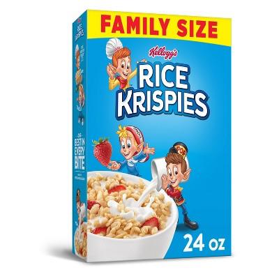 Rice Krispies Breakfast Cereal - 24oz - Kellogg's