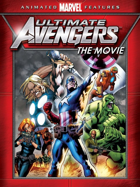 ULTIMATE AVENGERS DVD Dvd Video - image 1 of 1
