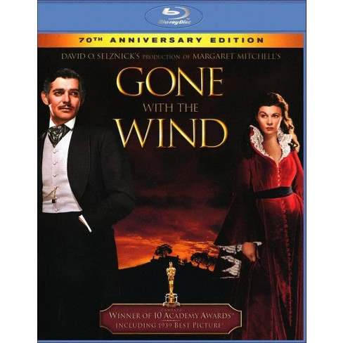 Gone with the Wind [70th Anniversary Edition] [Blu-ray] - image 1 of 1