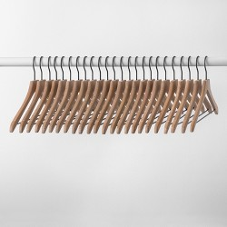 24pk Wood Hanger - Made By Design™