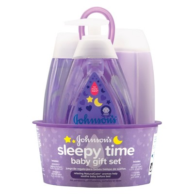 Johnson's Sleepy Time Baby Gift Set