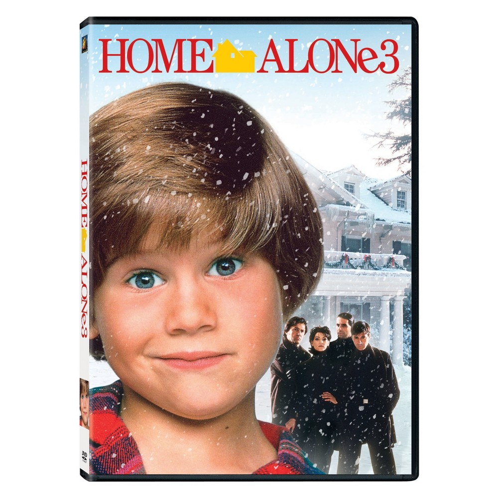 Home Alone 3 (Dvd), Movies