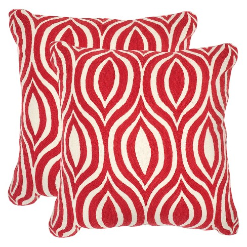 Metis Throw Pillow Set Of 2 - Safavieh® - image 1 of 2