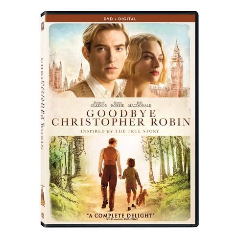 Goodbye Christopher Robin (DVD + Digital) - image 1 of 1