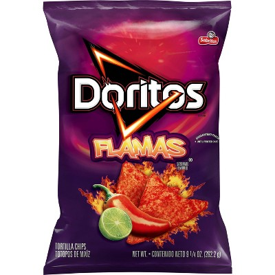 Doritos Flamas Chips - 9.75oz