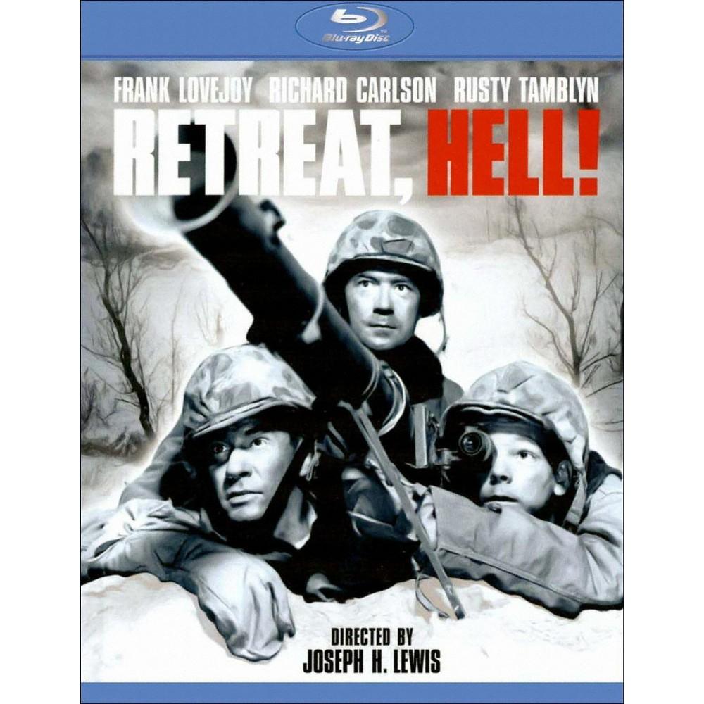 Retreat Hell (Blu-ray), Movies