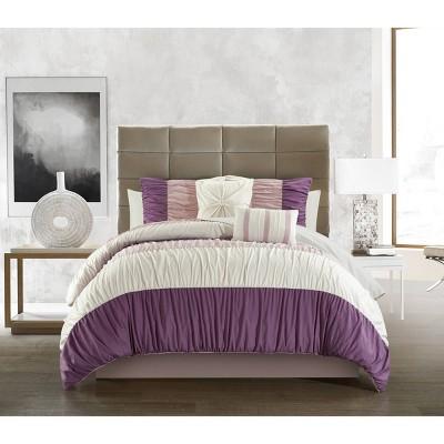 9pc Fae Comforter Set - Chic Home Design