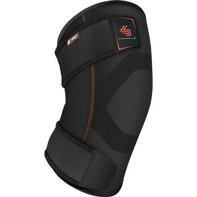 Shock Doctor Knee Compression Wrap - Black