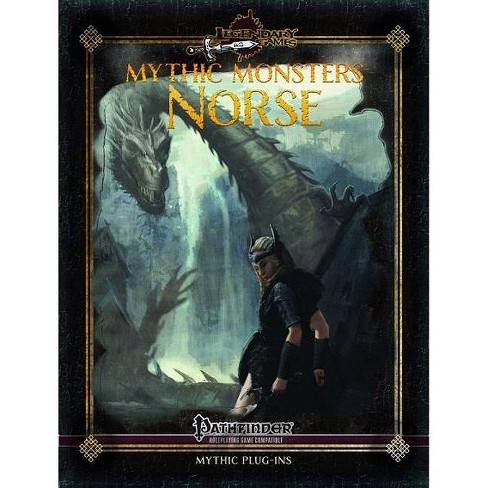 Mythic Monsters #33 - Norse Softcover - image 1 of 1