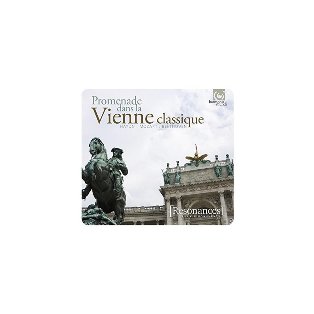 Various - Promenade Dans La Vienne Classique:Ha (CD)