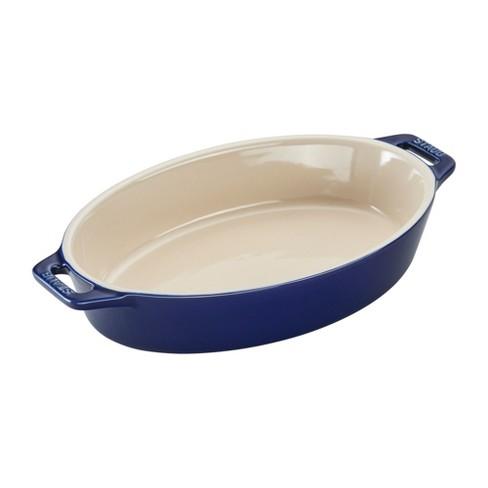 Staub Ceramic 9-inch Oval Baking Dish - image 1 of 3