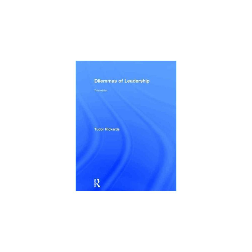 Dilemmas of Leadership (Hardcover)