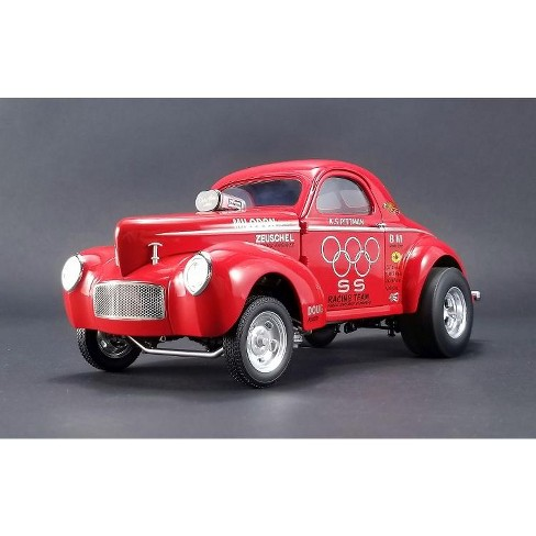 1941 S & S Gasser Limited Edition to 828pcs 1/18 Diecast Model Car by Acme - image 1 of 4