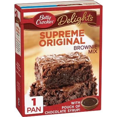 Betty Crocker Supreme Original Brownie Mix - 16oz