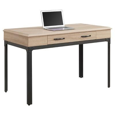Toledo Computer Desk - White Oak - Whalen