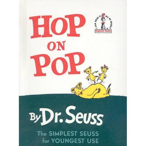 Hop on Pop - (I Can Read It All by Myself Beginner Books) (Hardcover) - image 1 of 1