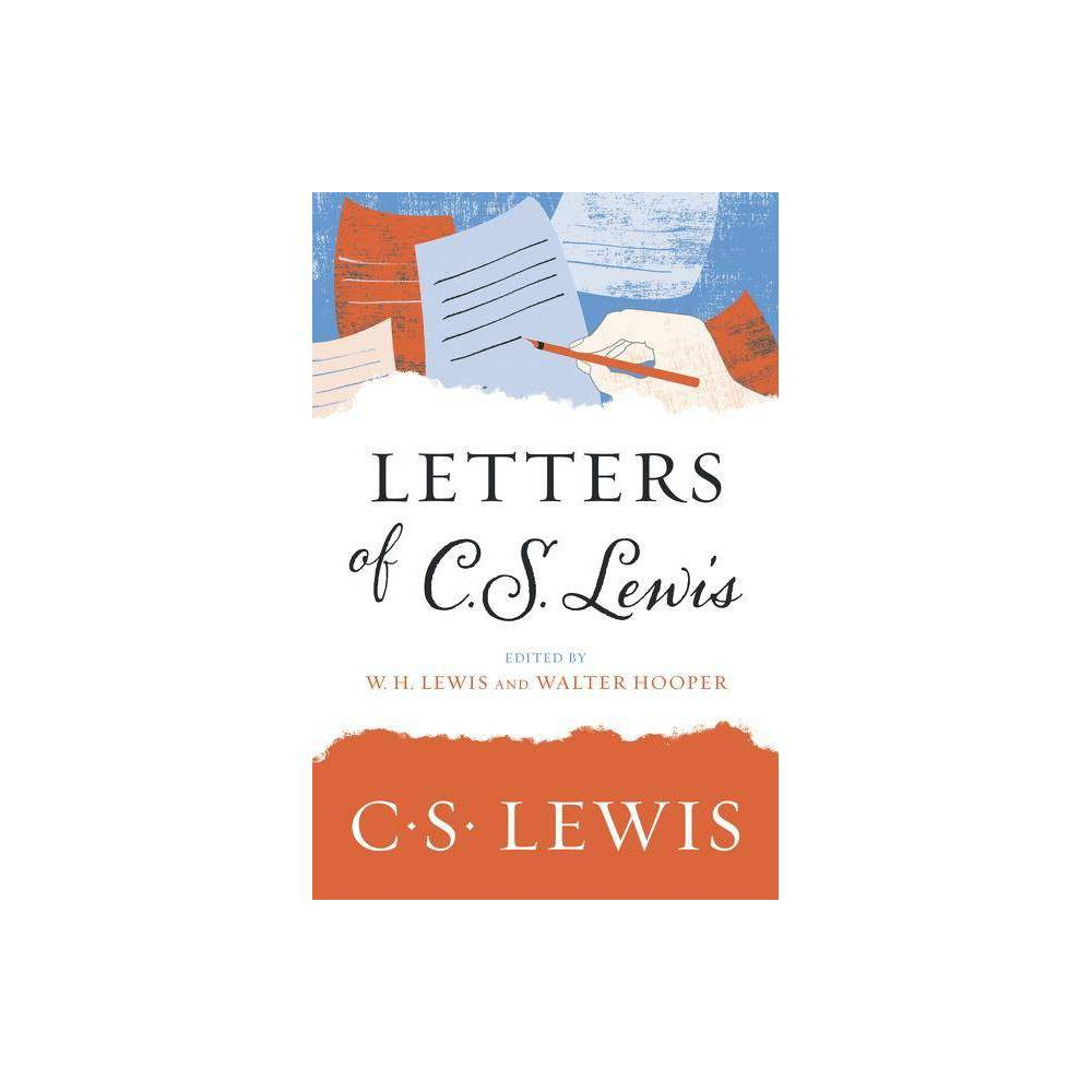 Letters Of C S Lewis By C S Lewis Paperback